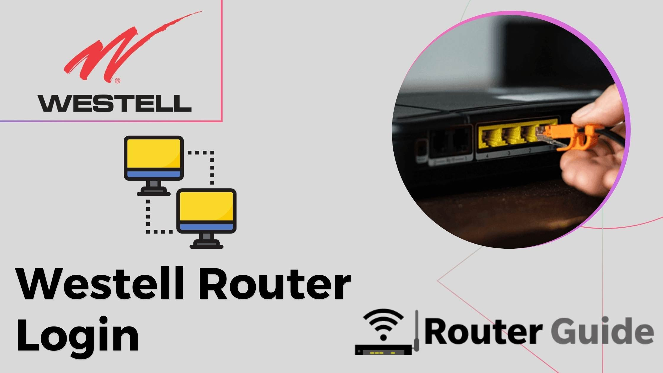 Westell Router Login
